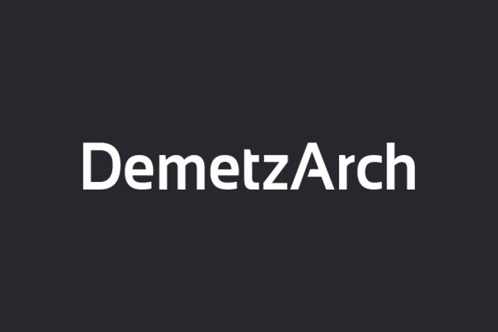 Demetz Arch